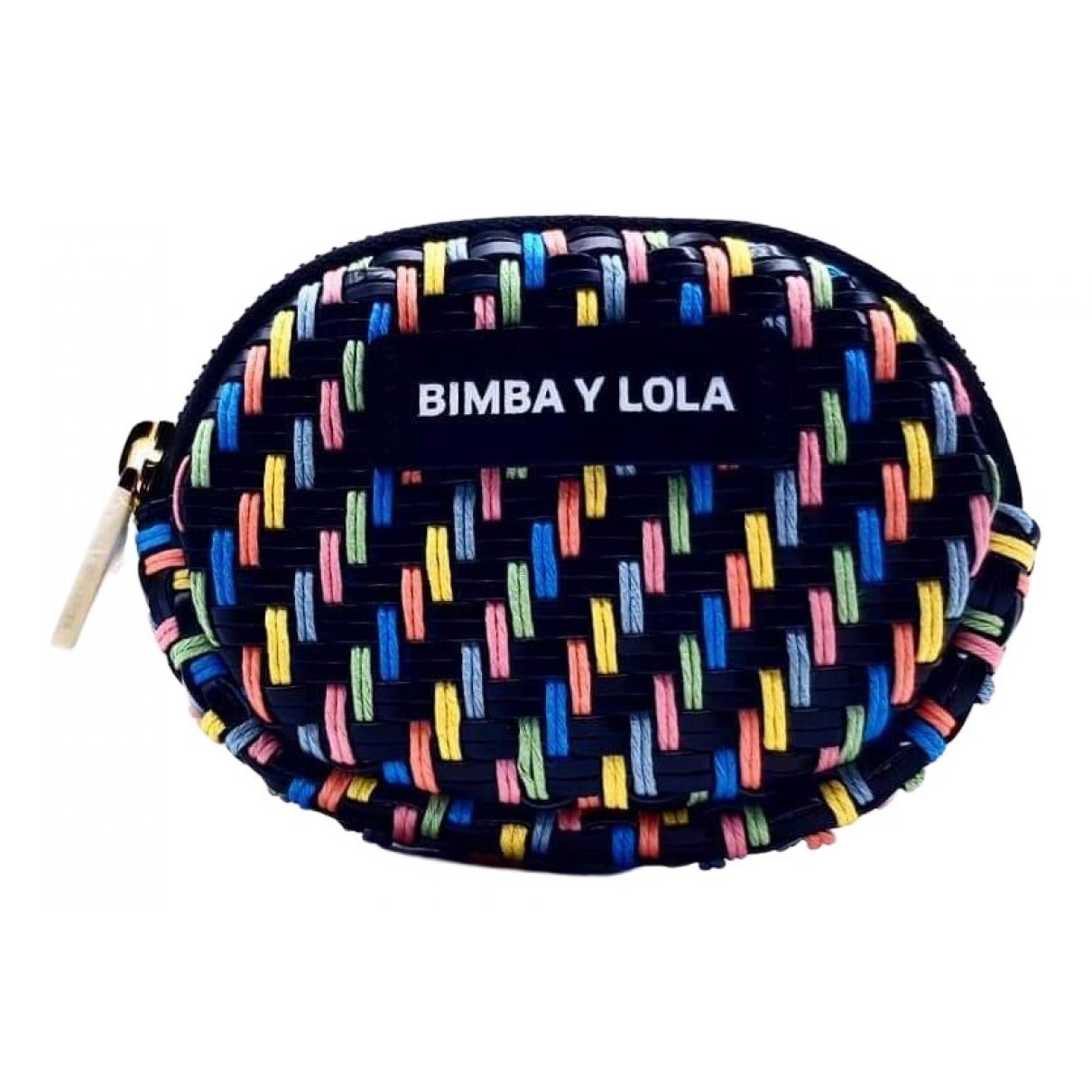 Bimba Y Lola \N Kleinlederwaren in  Bunt Polyester