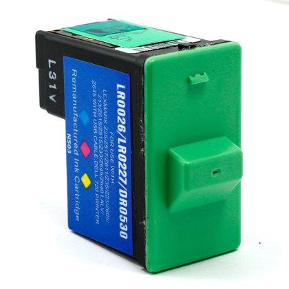 Lexmark 26 10N0026 cartouche d'encre remanufactur� couleur haute capacit� - G&G�