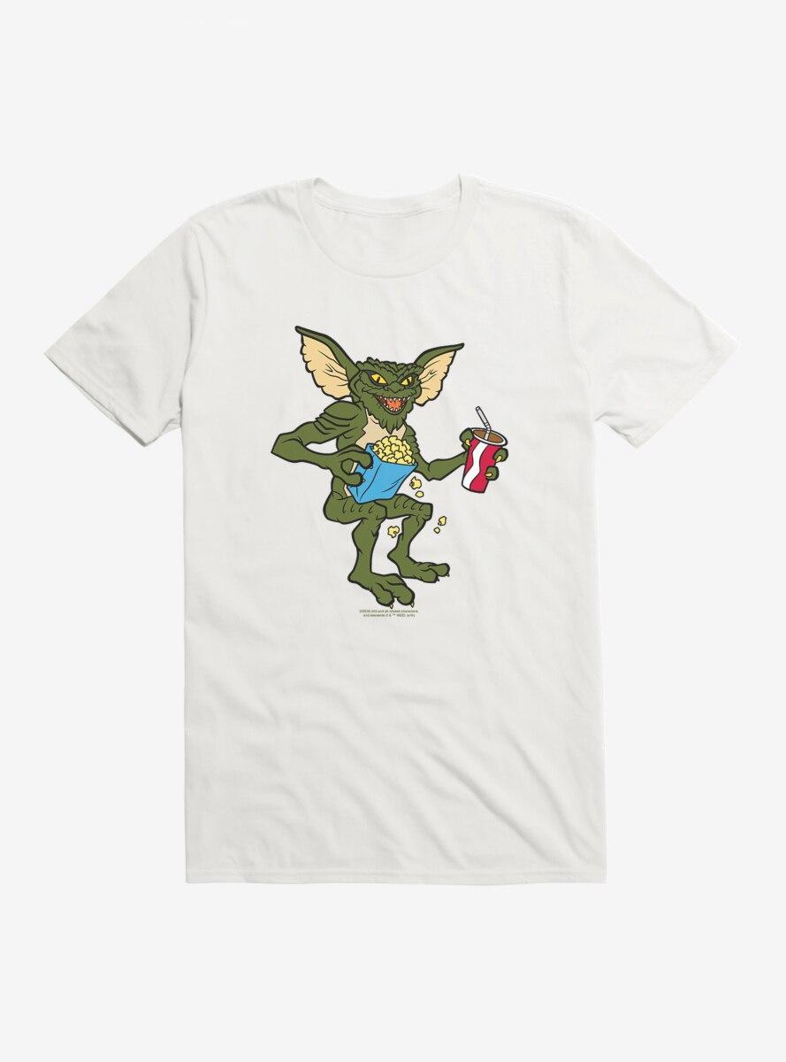 Gremlins Eating Popcorn T-Shirt