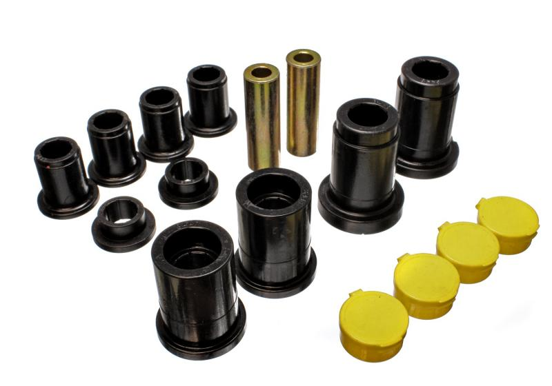 Energy Suspension 4.3162G Control Arm Bushing Set Ford Crown Victoria Front 1998-2002