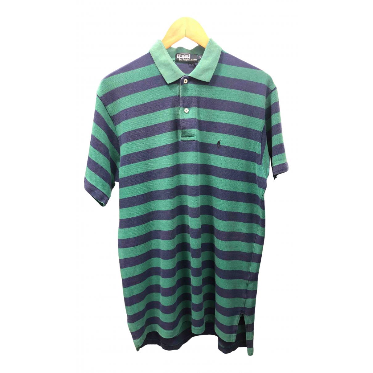 Polo Ralph Lauren - Polos   pour homme en coton - multicolore