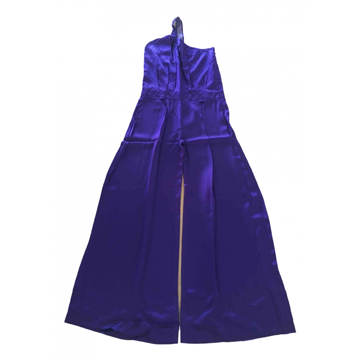 Pinko \N Purple jumpsuit for Women 40 IT