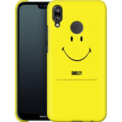 Huawei P20 Lite Smartphone Huelle - Smiley All Over von Smiley®