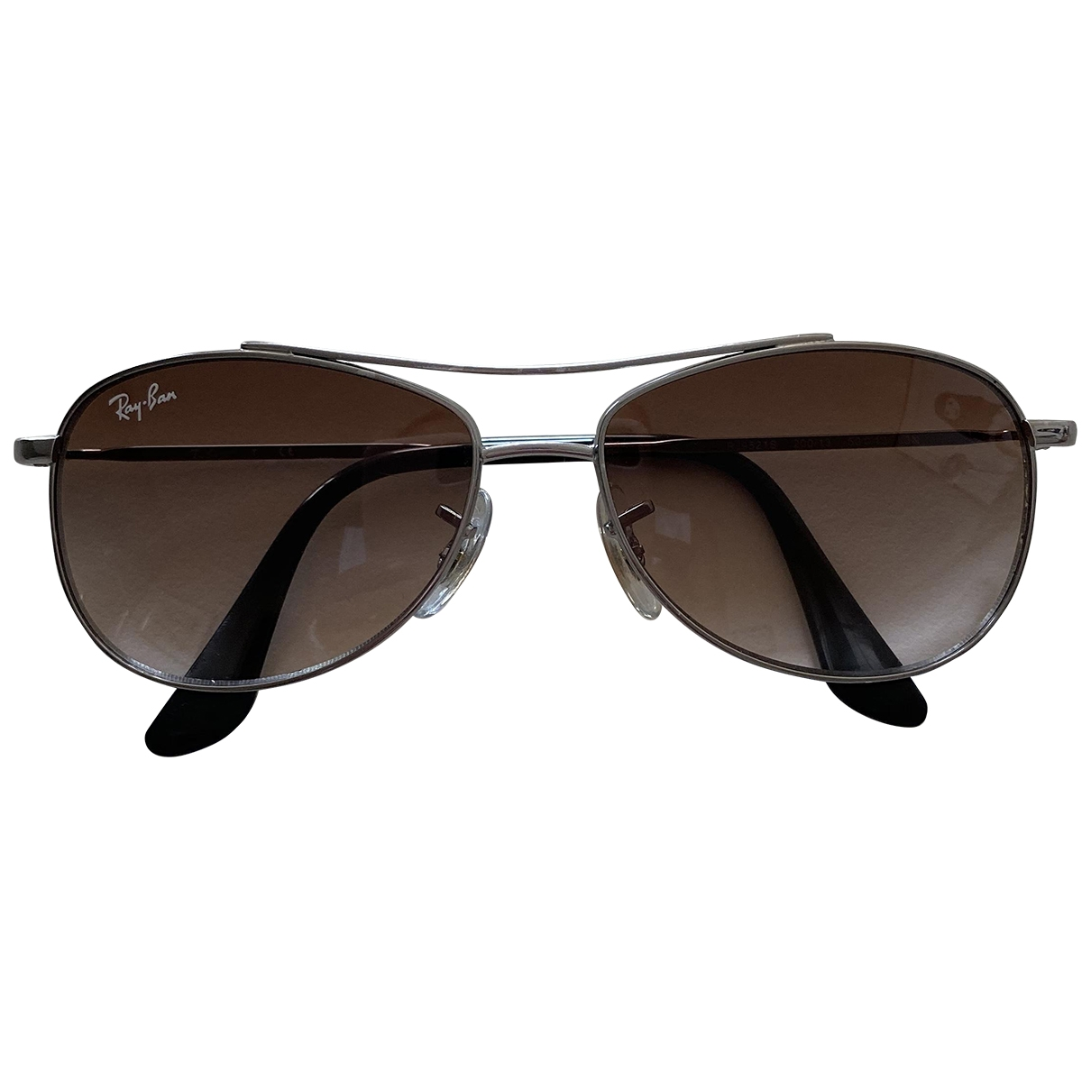 Ray-ban \N Silver Metal Sunglasses for Kids \N