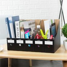 1 Stueck Schreibtisch-Aktenordner