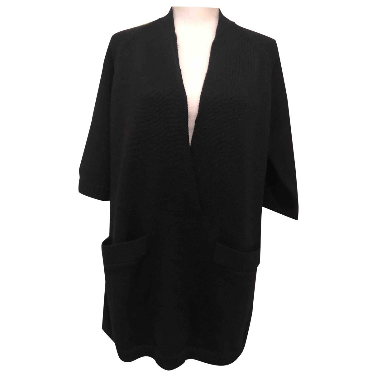 Hoss Intropia - Pull   pour femme en laine - bleu