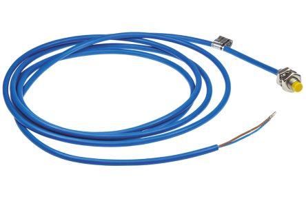 Turck M8 x 1 Inductive Sensor - Barrel, NAMUR Output, 3 mm Detection, IP67, Cable Terminal