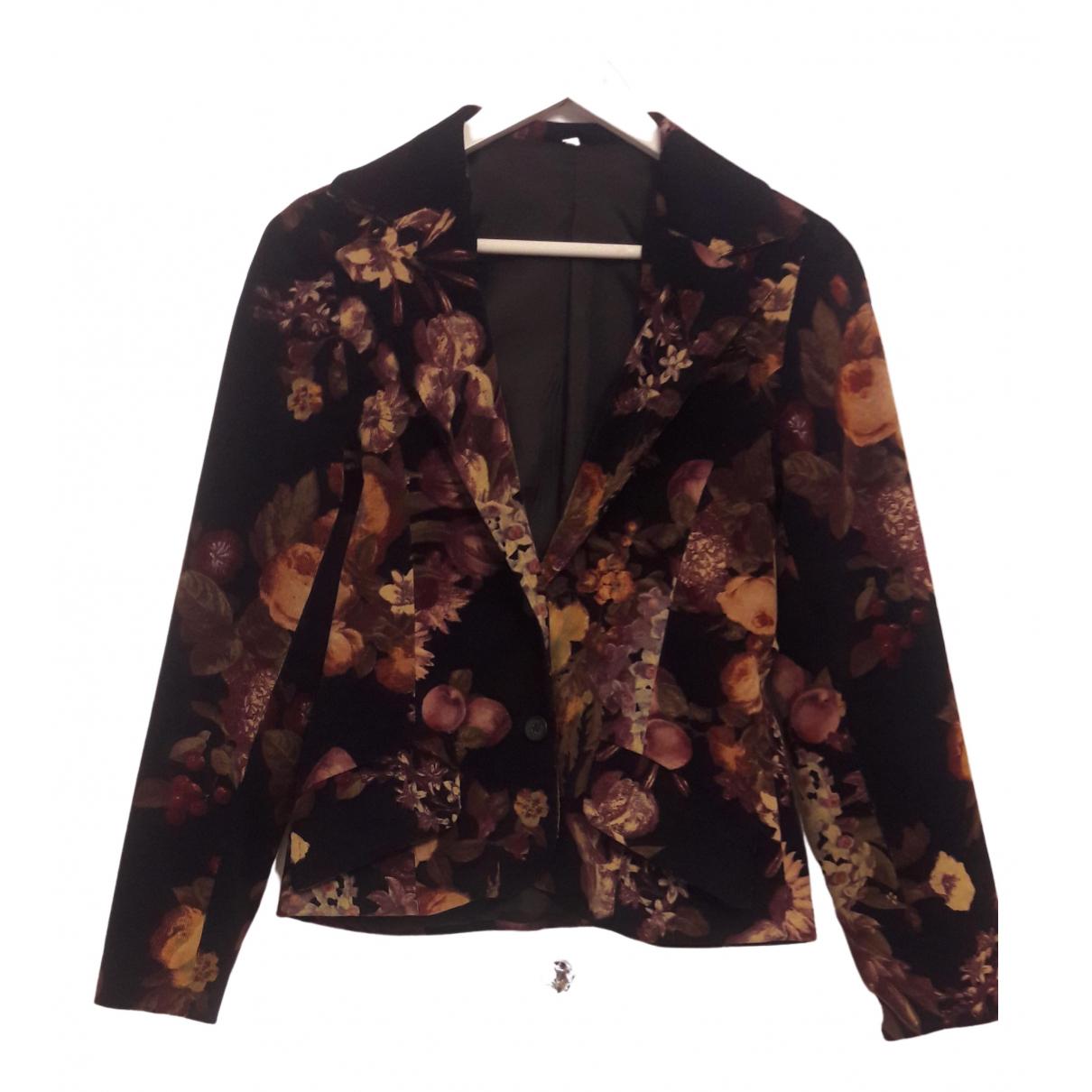 - Veste Hippie Chic pour femme en coton - noir
