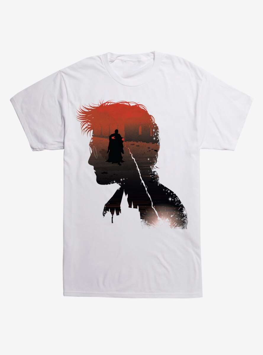 Harry Potter Harry Side Profile T-Shirt