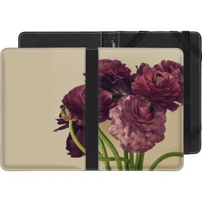 TrekStor eReader Pyrus eBook Reader Huelle - Purple Ranunculus 4 von Joy StClaire