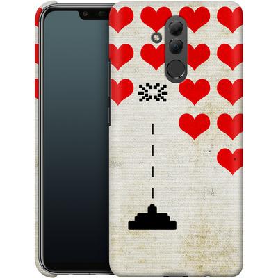 Huawei Mate 20 Lite Smartphone Huelle - Heart Attack von Claus-Peter Schops