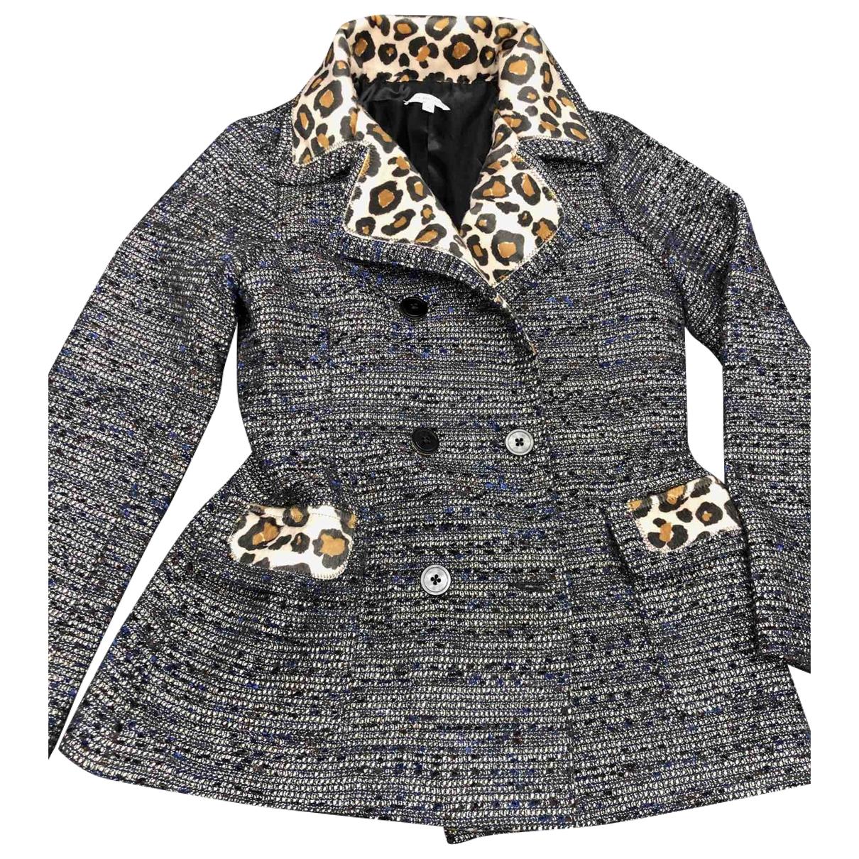 Marc Jacobs - Blousons.Manteaux   pour enfant en laine - gris