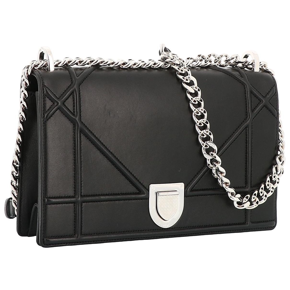 Dior Diorama Handtasche in  Bunt Leder