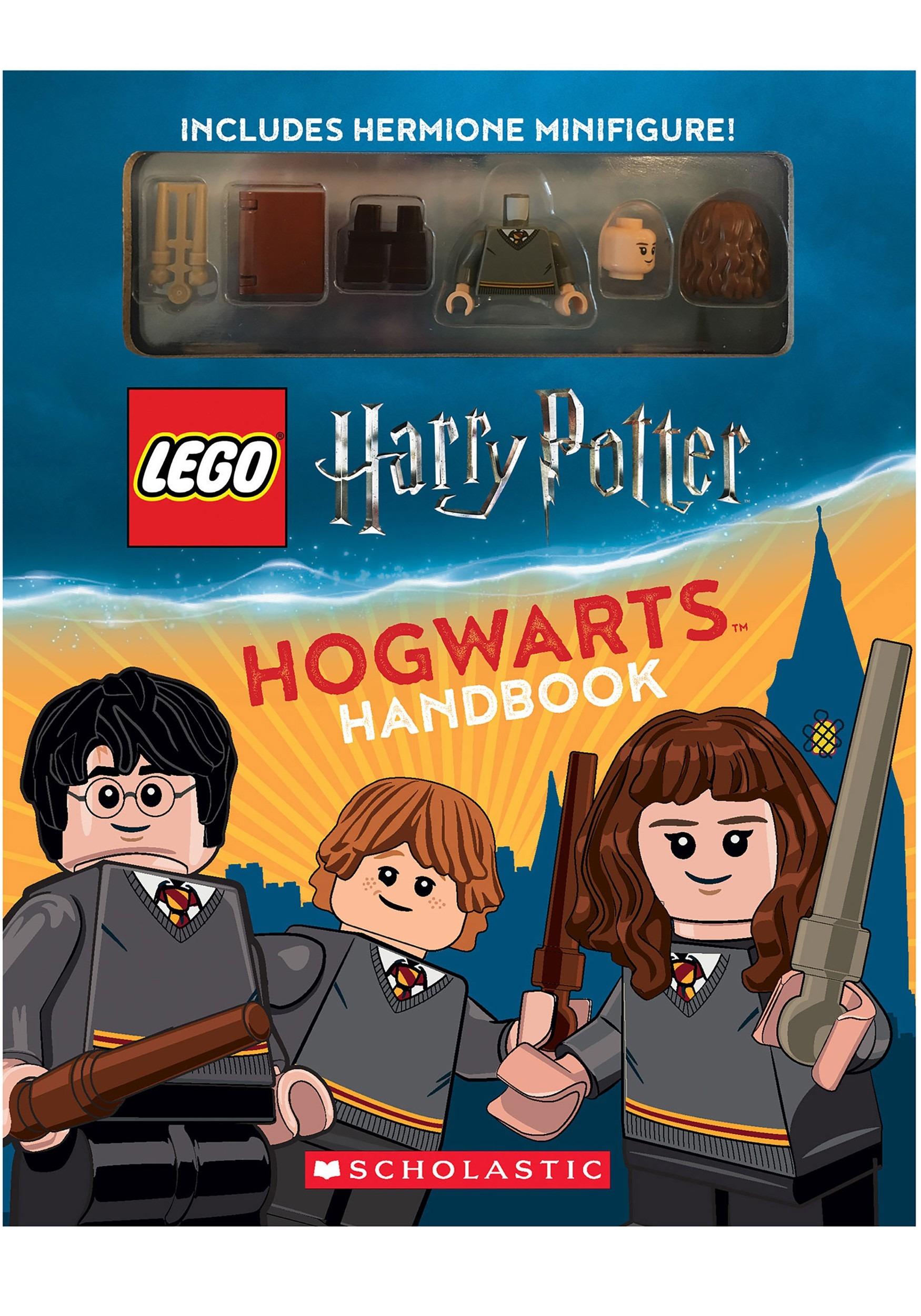 Harry Potter: LEGO Hogwarts Handbook with Hermione