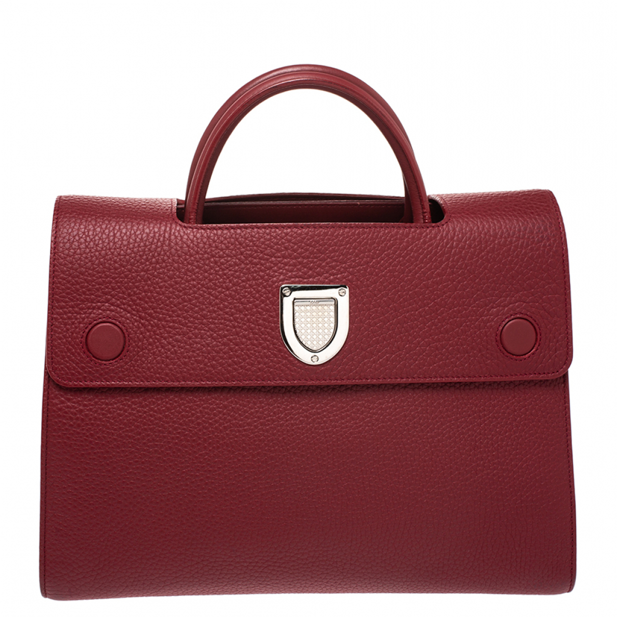 Dior \N Red Leather handbag for Women \N