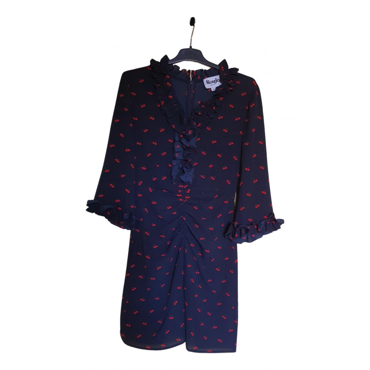 Rouje Fall Winter 2019 Kleid in  Schwarz Polyester
