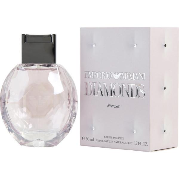 Emporio Armani Diamonds Rose - Giorgio Armani Eau de toilette en espray 50 ML
