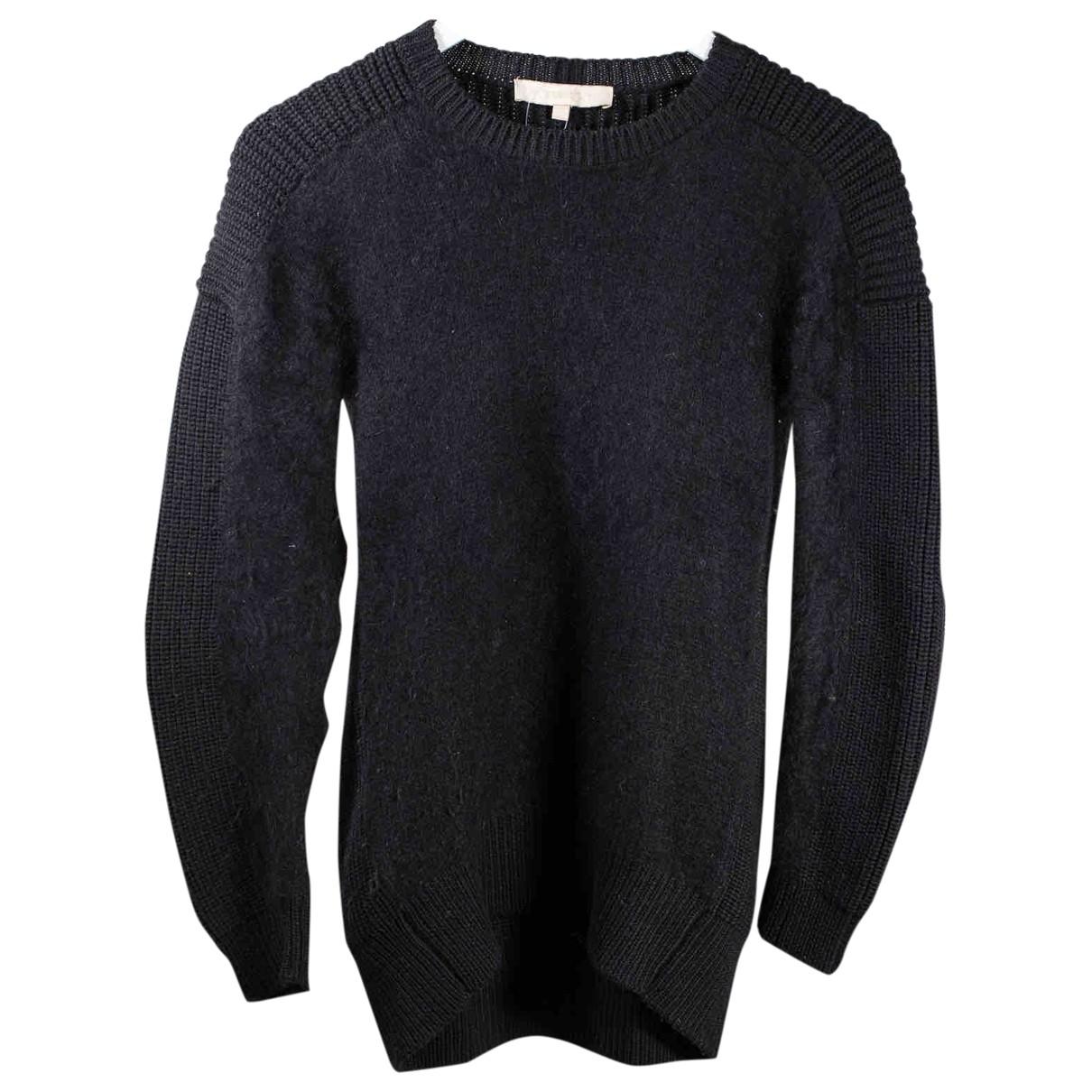 Vanessa Bruno \N Black Wool Knitwear for Women 36 FR