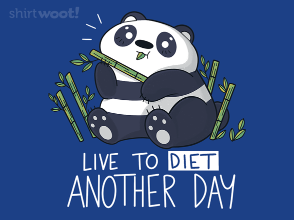 Diet Another Day T Shirt