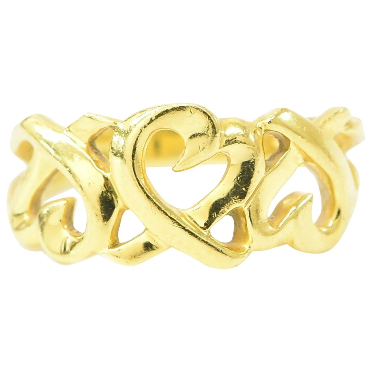 Tiffany & Co \N Gold Yellow gold ring for Women \N