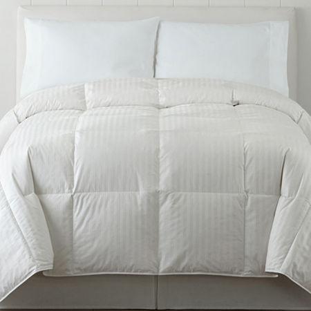Restful Nights Luxury Down Comforter, One Size , White