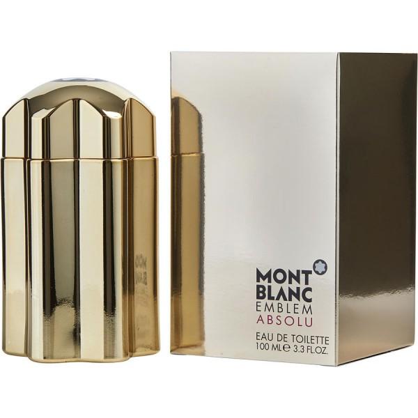 Emblem Absolu - Mont Blanc Eau de toilette en espray 100 ml