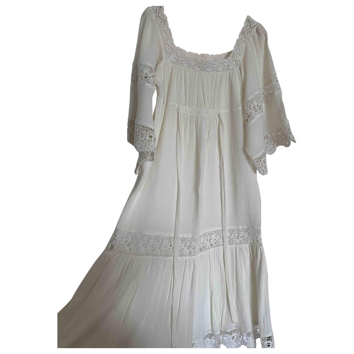 Vestido midi Ralph Lauren Denim & Supply