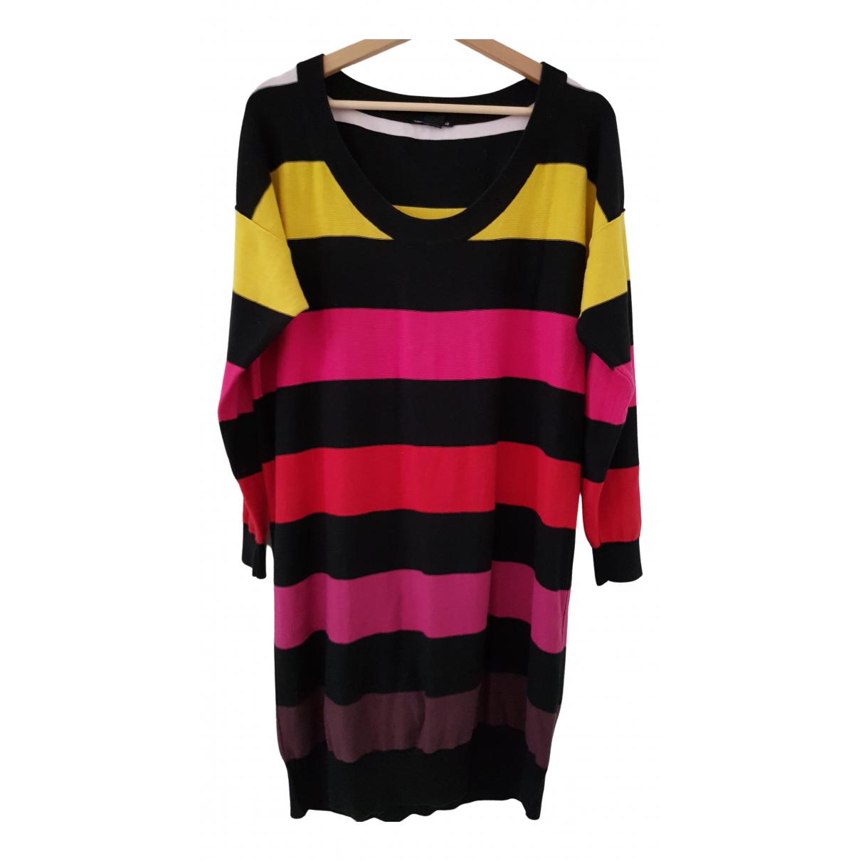 Sonia Rykiel Pour H&m - Robe   pour femme en coton - multicolore