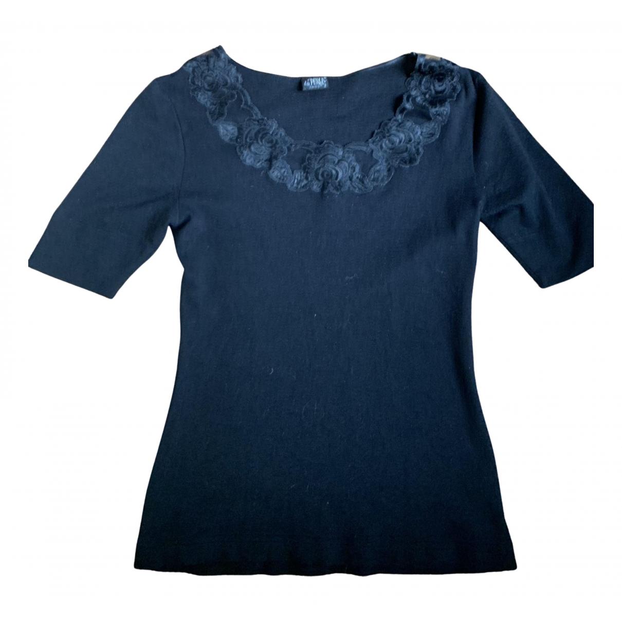 La Perla N Black Cotton Knitwear for Women S International