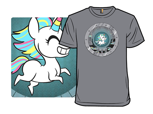 Powered By Magic T Shirt