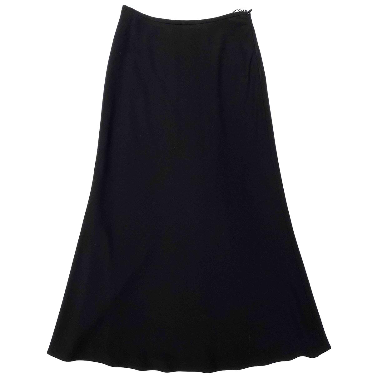 Falda maxi de Lana Escada
