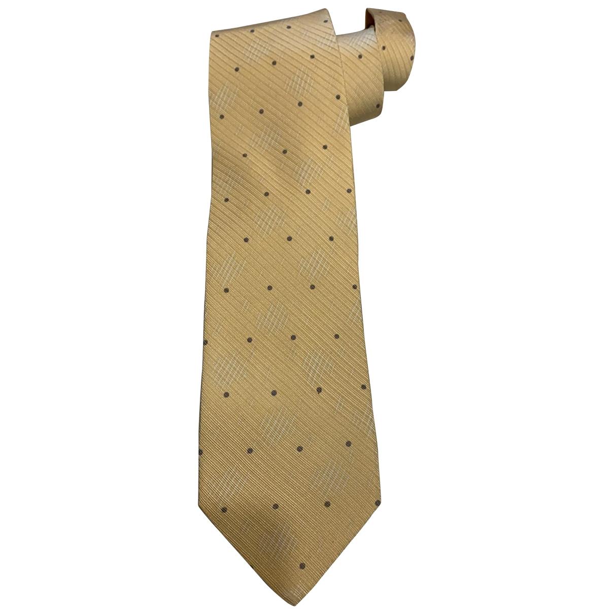 Giorgio Armani \N Krawatten in Seide