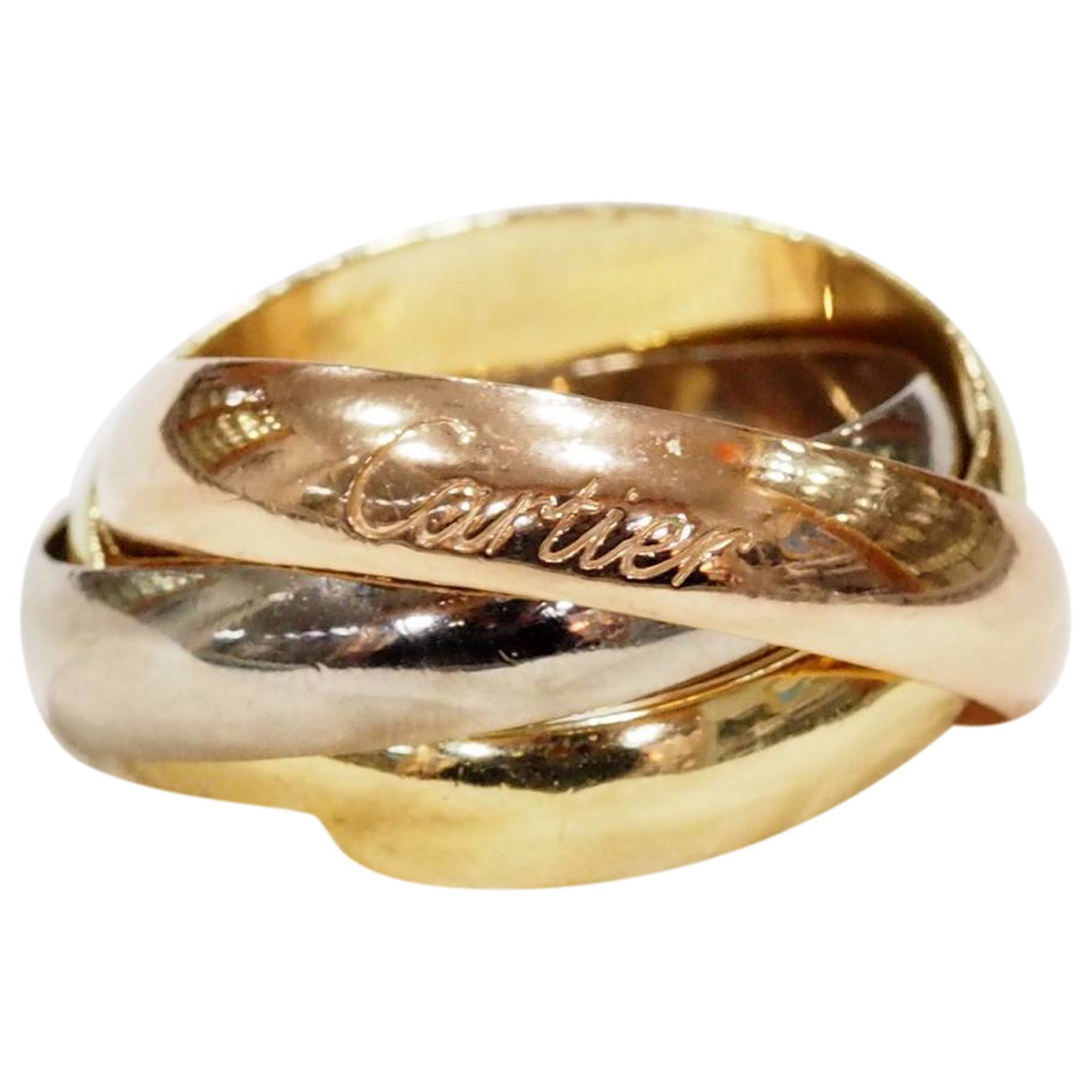 Cartier Trinity Gold Pink gold Jewellery for Men \N
