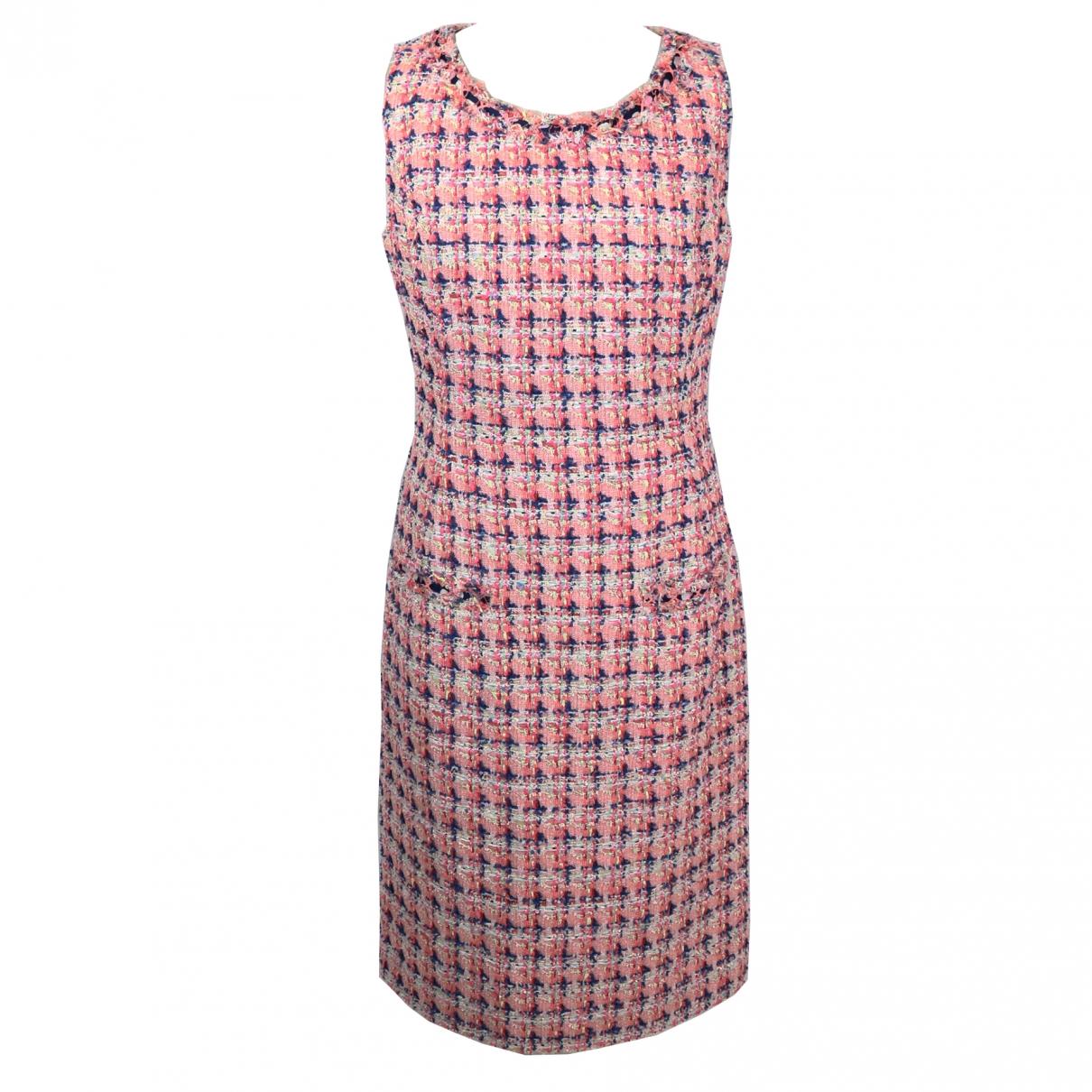 Oscar De La Renta - Robe   pour femme - rose