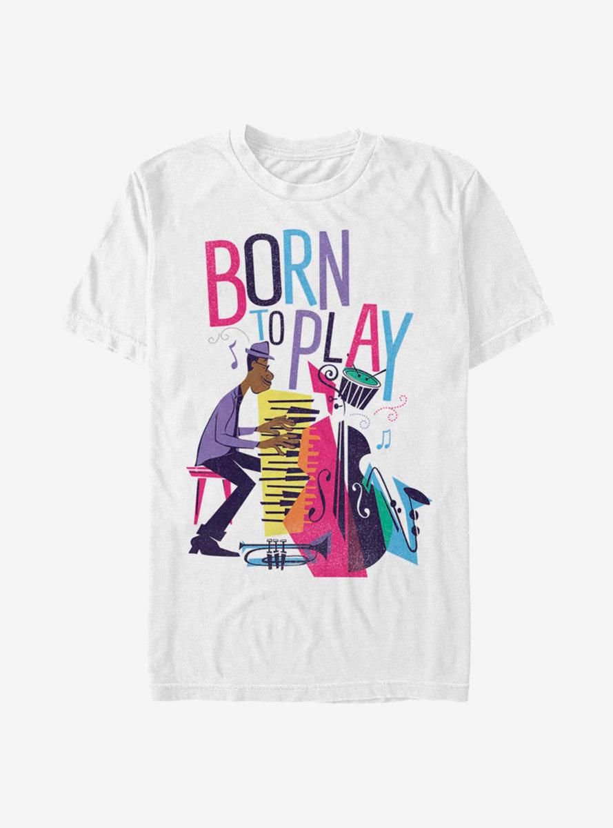 Disney Pixar Soul Jazz Piano T-Shirt