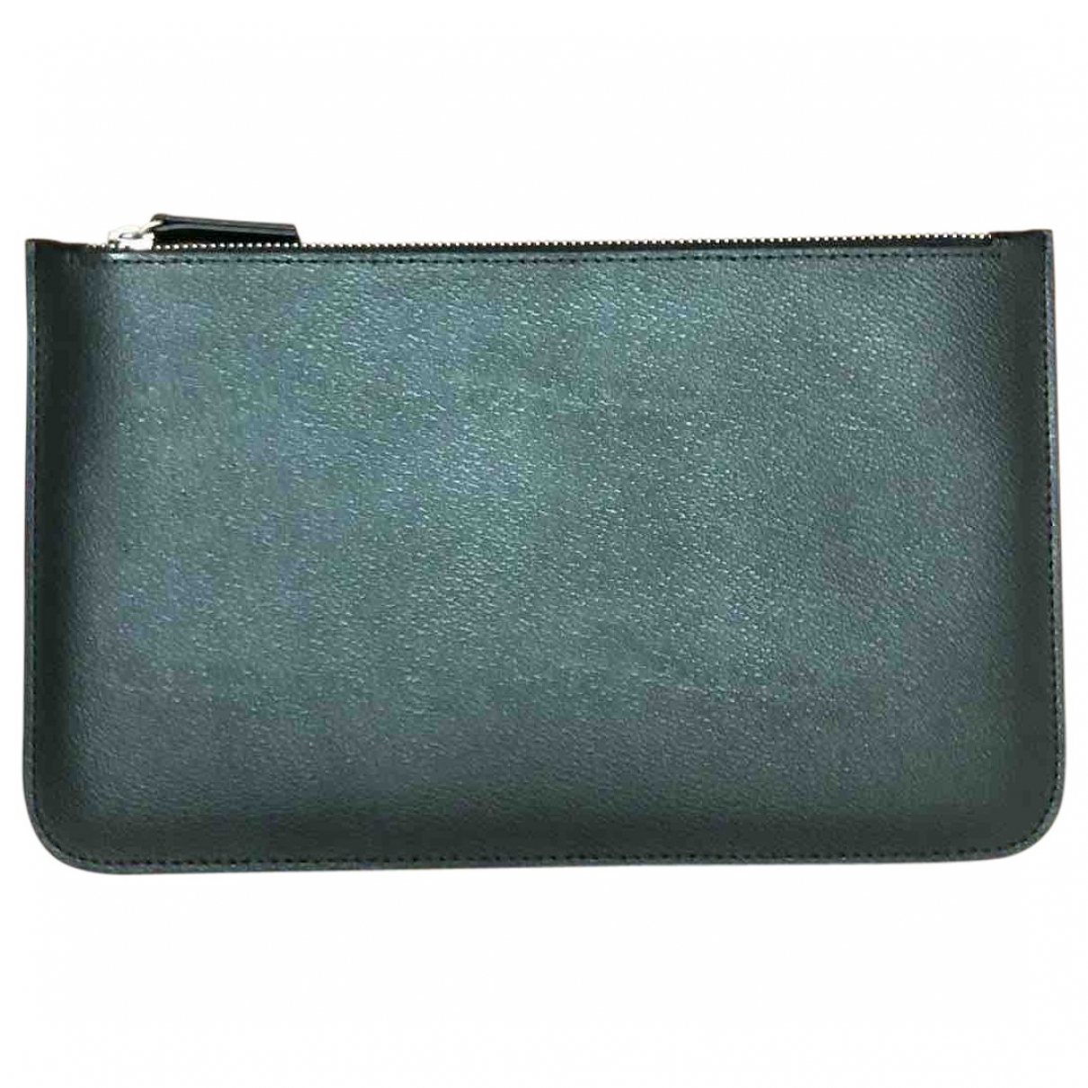 Dsquared2 \N Black Leather Clutch bag for Women \N