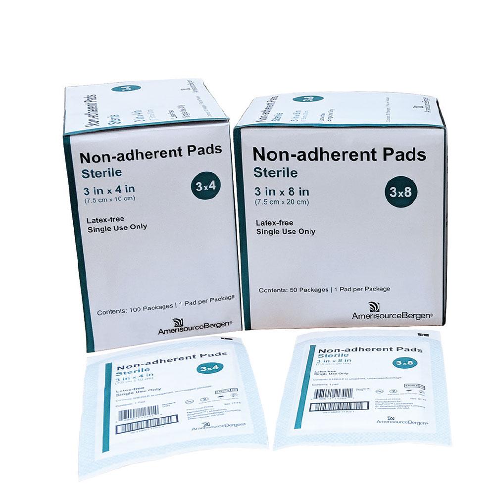 Non-Adherent Pad Sterile - Latex-Free (3