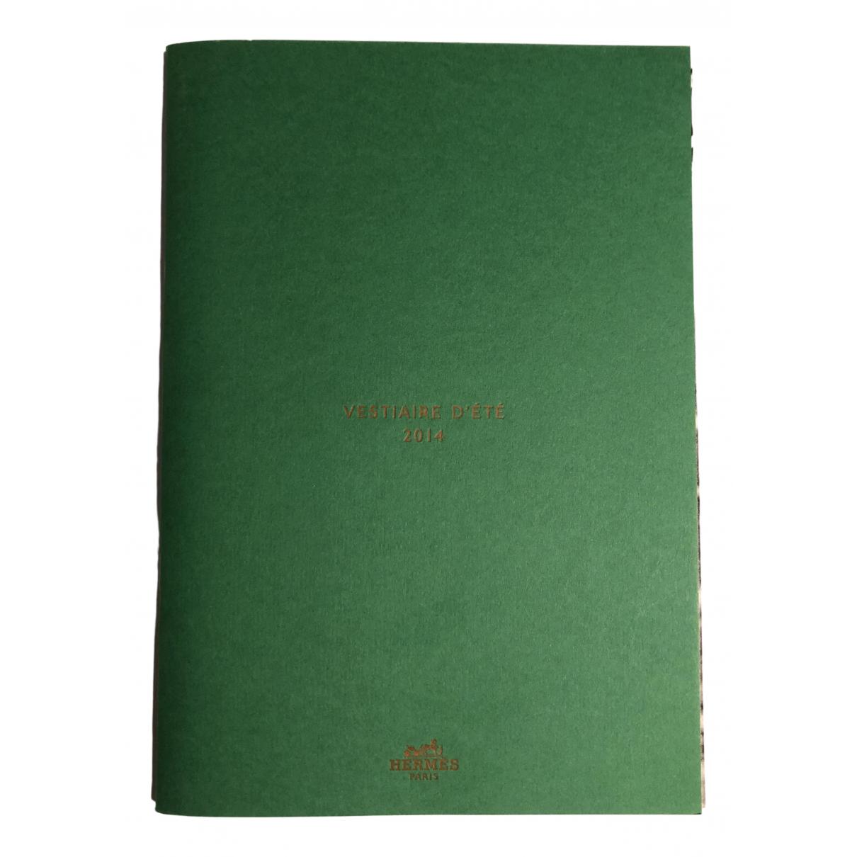 Hermes - Mode   pour lifestyle en coton - vert