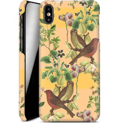 Apple iPhone XS Max Smartphone Huelle - Vintage Botanic von Zala Farah