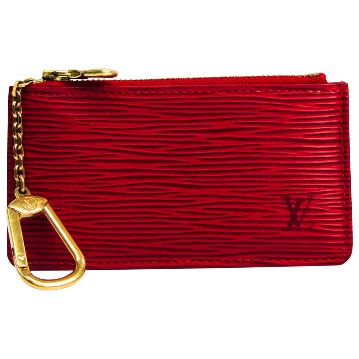 Cartera de Cuero Louis Vuitton