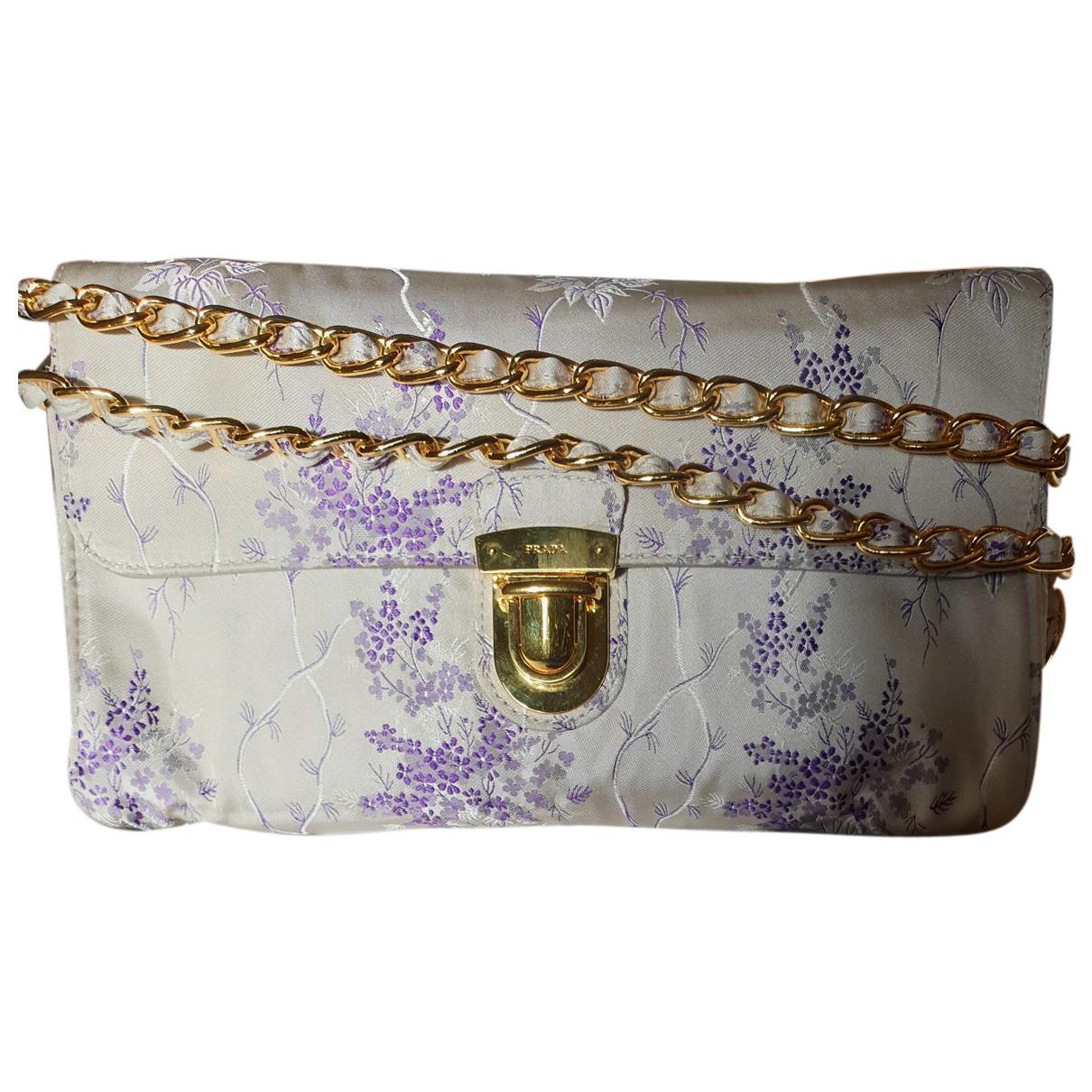 Prada N Multicolour Cloth Clutch bag for Women N