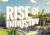 Rise of Industry EU Steam CD Key