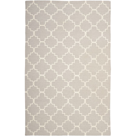 Safavieh Wardell Hand Woven Flat Weave Area Rug, One Size , Gray