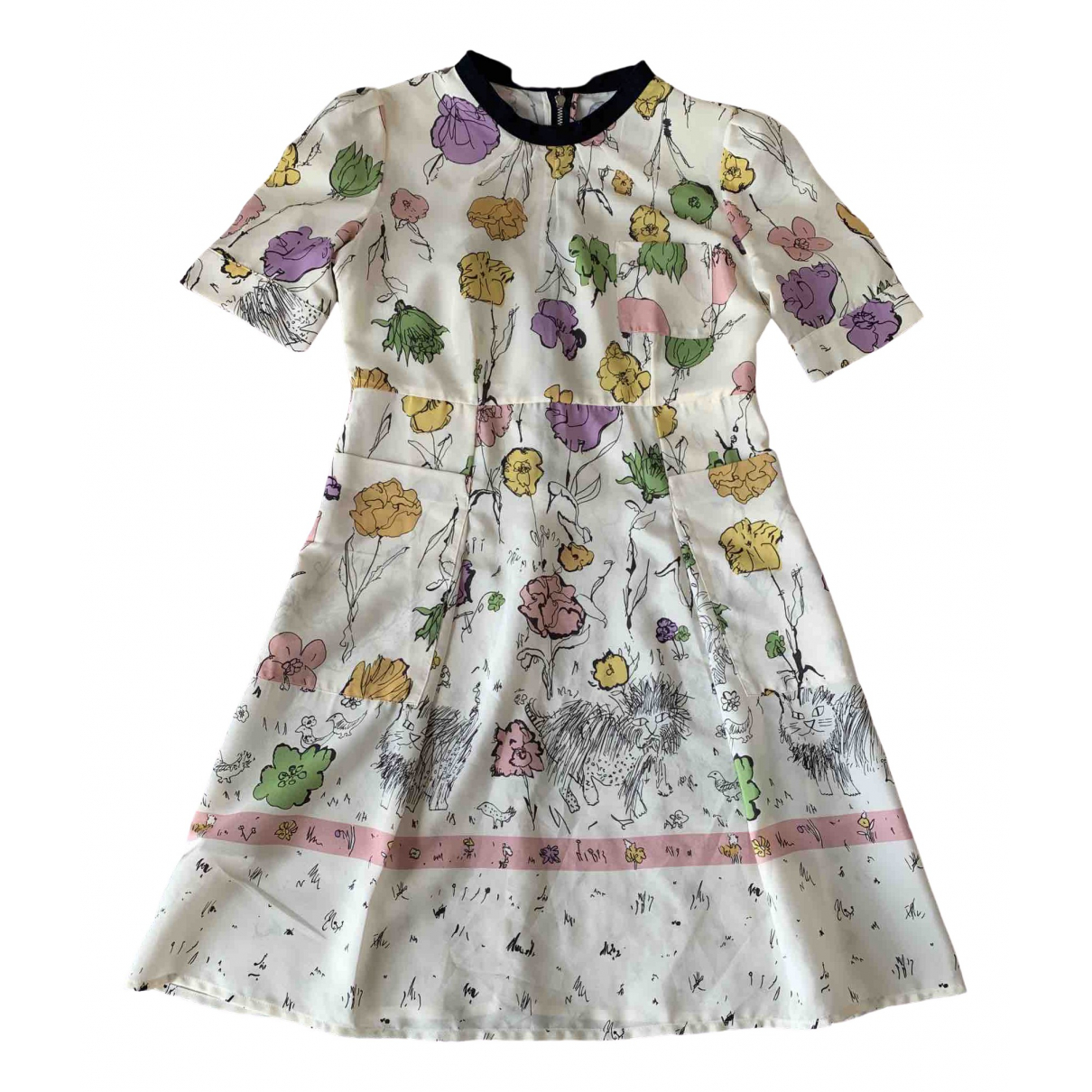 Marni - Robe    pour enfant - multicolore