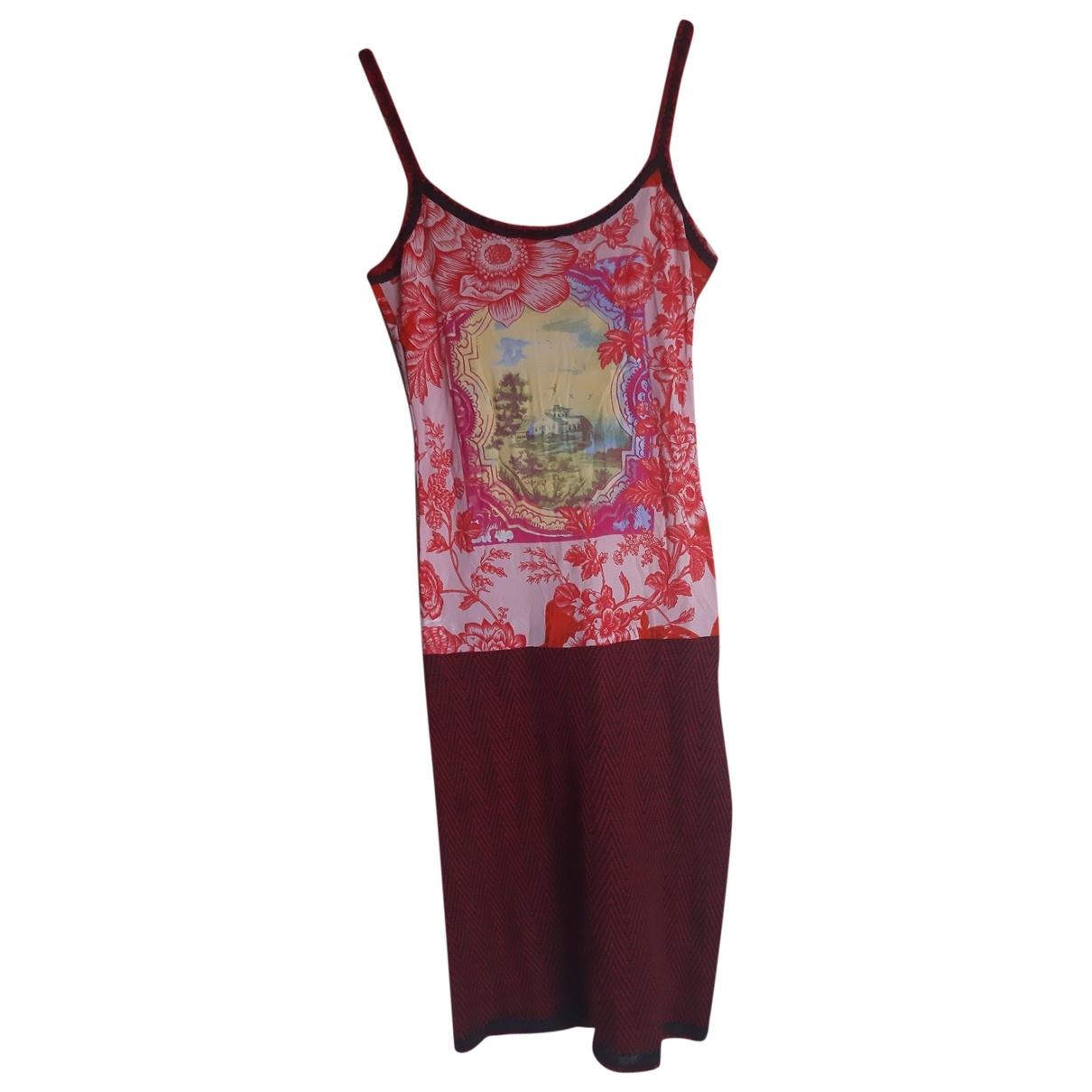Mini vestido Christian Lacroix