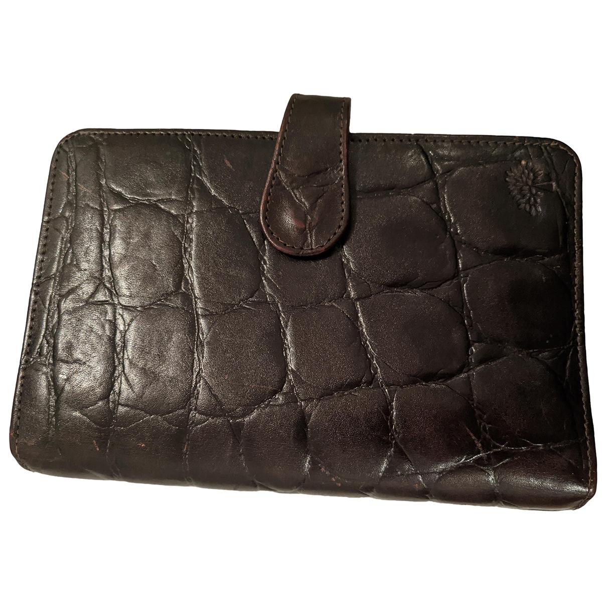 Mulberry - Objets & Deco   pour lifestyle en cuir - noir