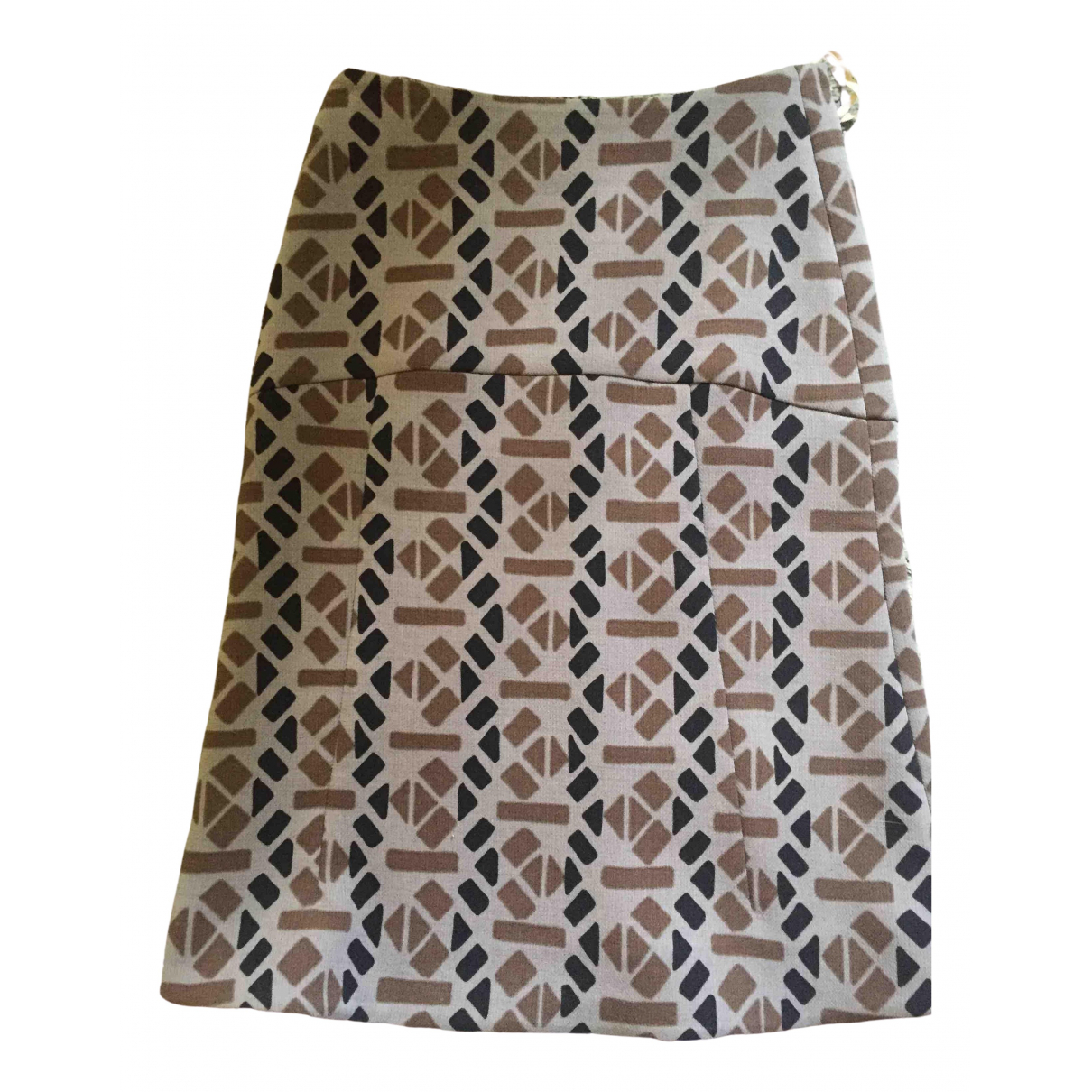 Falda de Lana Marni