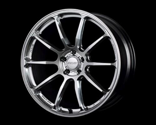 Homura Hyuga HP10 Wheel 20x9.5 5x112 33mm Shining Silver