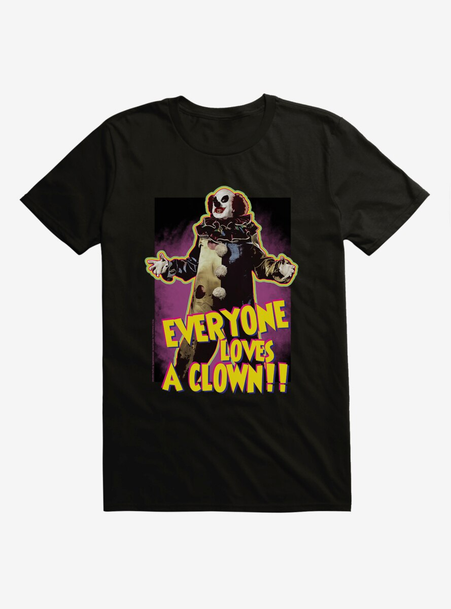 Goosebumps Everyone Loves A Clown T-Shirt