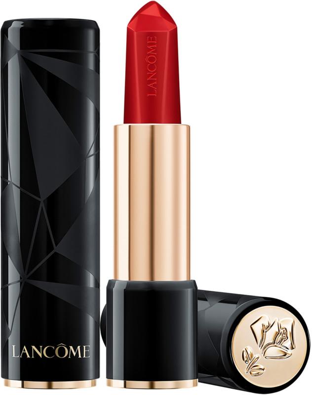 L'Absolu Rouge Ruby Cream Lipstick - 473 Rubiez (red)